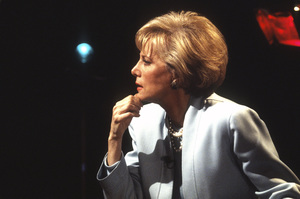"""60 Minutes""Lesley Stahlcirca 1993© 1993 Patrick D. Pagnano - Image 24351_0038"