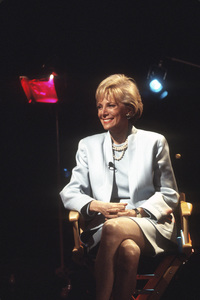 """60 Minutes""Lesley Stahlcirca 1993© 1993 Patrick D. Pagnano - Image 24351_0039"