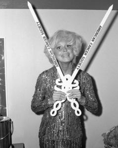 Carol Channing1971© 1978 Barry Kramer - Image 24354_0009