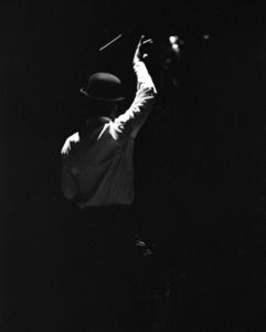 Sammy Davis Jr. Performing at the Westbury Music Fair1972© 1978 Barry Kramer - Image 24354_0018