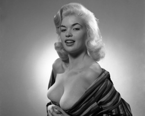 Jayne Mansfield circa 1950s © 1978 Barry Kramer - Image 24354_0035