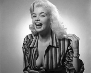 Jayne Mansfield circa 1950s © 1978 Barry Kramer - Image 24354_0036
