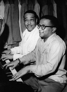 Duke Ellington and Billy Strayhorncirca late 1940s© 1978 Barry Kramer - Image 24354_0054
