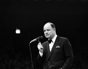 Don Rickles performing at the Westbury Music Fair in New York1969© 1978 Barry Kramer - Image 24354_0069