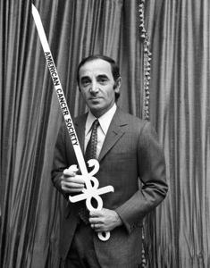 Charles Aznavour1970© 1978 Barry Kramer - Image 24354_0097