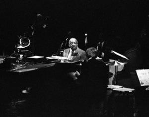 Count Basie performing at Westbury Music Fair in New York1971© 1978 Barry Kramer - Image 24354_0098