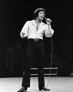 Tom Jones performing at Westbury Music Fair in New York1971© 1978 Barry Kramer - Image 24354_0145