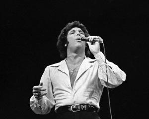 Tom Jones performing at Westbury Music Fair in New York1971© 1978 Barry Kramer - Image 24354_0147