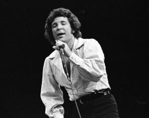 Tom Jones performing at Westbury Music Fair in New York1971© 1978 Barry Kramer - Image 24354_0148
