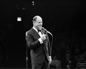 Don Rickles performing at Westbury Music Fair in New York 1969 © 1978 Barry Kramer - Image 24354_0189