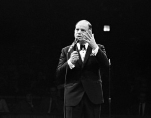 Don Rickles performing at Westbury Music Fair in New York 1969 © 1978 Barry Kramer - Image 24354_0191