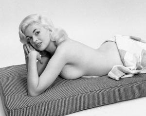Jayne Mansfield circa 1950s © 1978 Barry Kramer - Image 24354_0218