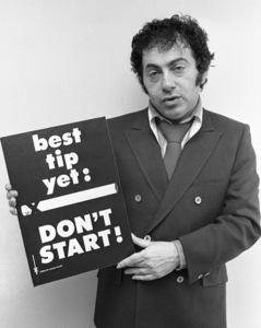 Jackie Mason1971© 1978 Barry Kramer - Image 24354_0242