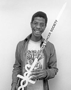 "Jimmy ""JJ"" Walker1975© 1978 Barry Kramer - Image 24354_0246"