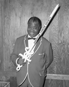Louis Armstrong1966© 1978 Barry Kramer - Image 24354_0252