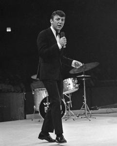 Bobby Darin performing at Westbury Music Fair in New York1967© 1978 Barry Kramer - Image 24354_0265