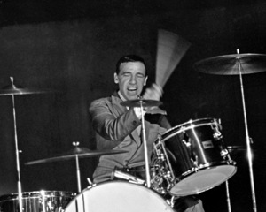 Buddy Rich performing at the Stonybrook Jazz Festival in New York1967© 1978 Barry Kramer - Image 24354_0267