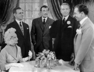 "Merle Oberon, Paul Stewart, Walter Pidgeon, Paul Henreid and Jose Ferrer in ""Deep in My Heart""1954 MGM** I.V. - Image 24360_0003"
