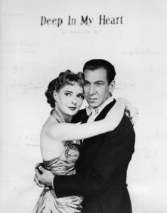 """Doe Avedon and Jose Ferrer in """"Deep in My Heart""""1954 MGM** I.V. - Image 24360_0004"""