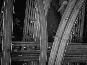 110 and 105 Freeways, Los Angeles, California2017© 2017 Jason Mageau - Image 24361_0008