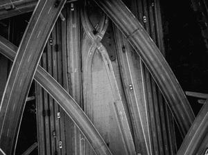 110 and 105 Freeways, Los Angeles, California2017© 2017 Jason Mageau - Image 24361_0014