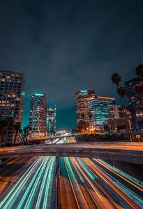 110 Freeway, Los Angeles, California2016© 2016 Jason Mageau - Image 24361_0020