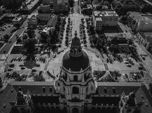 City Hall, Pasadena, Los Angeles, California2017© 2017 Jason Mageau - Image 24361_0117