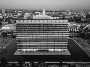 DWP (Department of Water and Power) building, Los Angeles, California2017© 2017 Jason Mageau - Image 24361_0144
