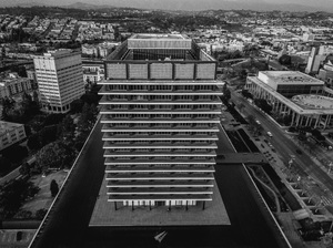 DWP (Department of Water and Power) building, Los Angeles, California2017© 2017 Jason Mageau - Image 24361_0145