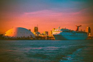 Long Beach Harbor Spruce Goose Dome, California2016© 2016 Jason Mageau - Image 24361_0292