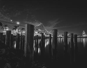 Vincent Thomas Bridge, Los Angeles, California2017 © 2017 Jason Mageau - Image 24361_0310