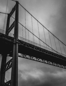 Vincent Thomas Bridge, Los Angeles, California2017© 2017 Jason Mageau - Image 24361_0312