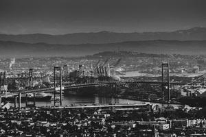 Vincent Thomas Bridge, Los Angeles, California2017© 2017 Jason Mageau - Image 24361_0314