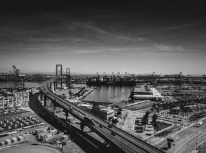 Vincent Thomas Bridge, Los Angeles, California2017© 2017 Jason Mageau - Image 24361_0315