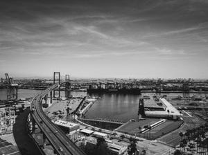 Vincent Thomas Bridge, Los Angeles, California2017© 2017 Jason Mageau - Image 24361_0316