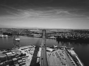 Vincent Thomas Bridge, Los Angeles, California2017© 2017 Jason Mageau - Image 24361_0317