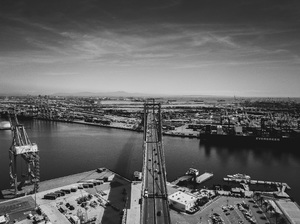 Vincent Thomas Bridge, Los Angeles, California2017© 2017 Jason Mageau - Image 24361_0318