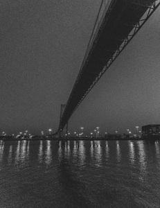 Vincent Thomas Bridge, Los Angeles, California2017© 2017 Jason Mageau - Image 24361_0324
