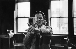 Jean-Pierre Leaud at the Chelsea Hotel in New York Citycirca 1973-1974© 1978 Peter Angelo Simon - Image 24364_0023