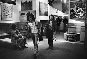 Viva Hoffmann at the Chelsea Hotel in New York Citycirca 1970s© 1978 Peter Angelo Simon - Image 24364_0045