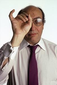 Milton GlaserOctober 1984© 1984 Peter Angelo Simon - Image 24364_0052
