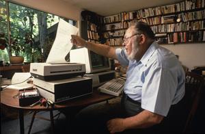 Herman Kahncirca 1983© 1983 Peter Angelo Simon - Image 24364_0056