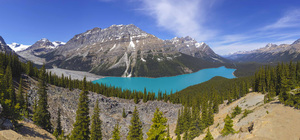Peyto Lake in Banff National Park, Canada2017© 2017 Viktor Hancock - Image 24366_0017