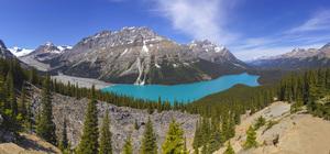 Peyto Lake in Banff National Park, Canada2017© 2017 Viktor Hancock - Image 24366_0017