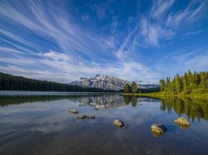 Two Jack Lake in Alberta, Canada2016© 2017 Viktor Hancock - Image 24366_0033