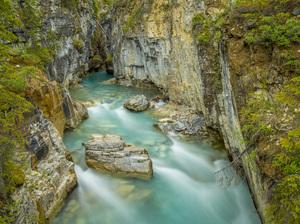 Marble Canyon in Kootenay National Park, Canada2016© 2017 Viktor Hancock - Image 24366_0034