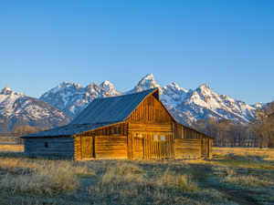 T.A. Moulton Barn at the Grand Teton National Park, Wyoming2012© 2017 Viktor Hancock - Image 24366_0086