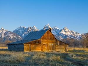 T.A. Moulton Barn at the Grand Teton National Park, Wyoming2012© 2017 Viktor Hancock - Image 24366_0086