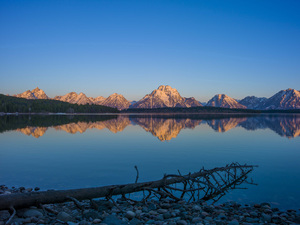 Colter Bay in Grand Teton National Park, Wyoming2012© 2017 Viktor Hancock - Image 24366_0088