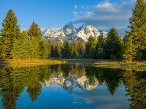 Schwabachers Landing in Grand Teton National Park, Wyoming2012© 2017 Viktor Hancock - Image 24366_0090
